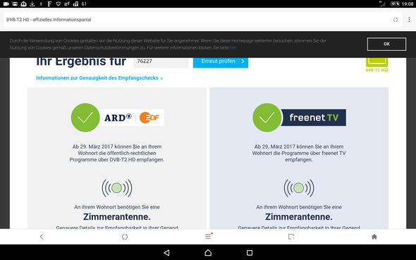 - (Receiver, CI-Modul, lg smart tv)