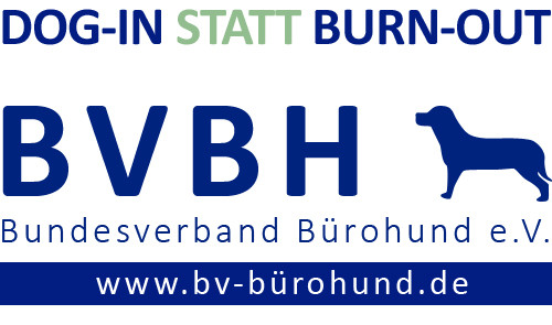 Logo Bundesverband Bürohund - (Arbeit, Hund, Buero)