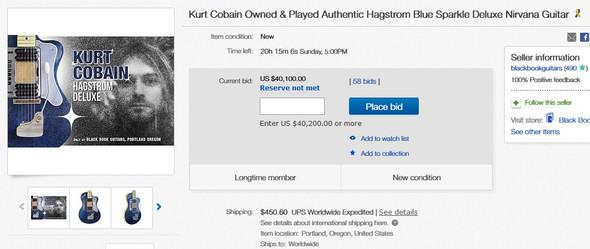 cobain - (Gitarre, Cobain)
