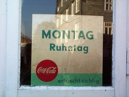 CC - (Geschäft, Rosenmontag)