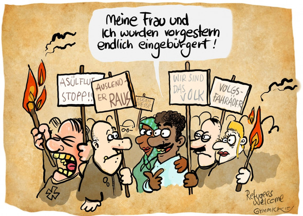 - (deutsch, Politik, Deutschland)