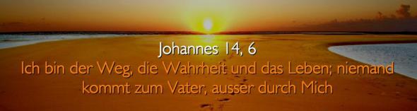 Jesus sagt: - (Religion, Bibel, Koran)