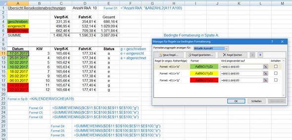 ReisekAbr_mitErkl - (programmieren, Excel, Funktion)