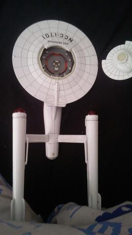 Das ist es  - (Star-Trek, Modelle raumschieff)
