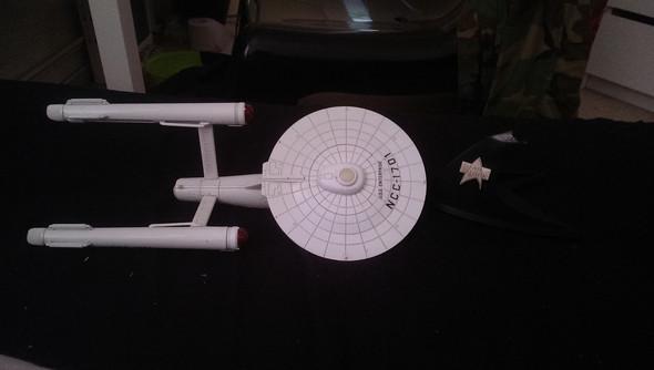 - (Star-Trek, Modelle raumschieff)