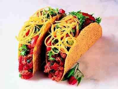 Tacos - (essen, Mexikanisch)