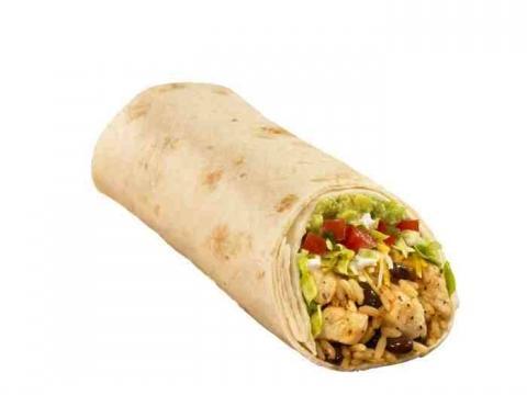 Burrito - (essen, Mexikanisch)