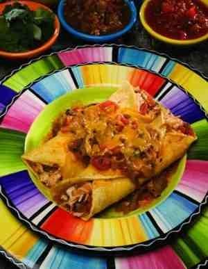 Enchiladas - (essen, Mexikanisch)