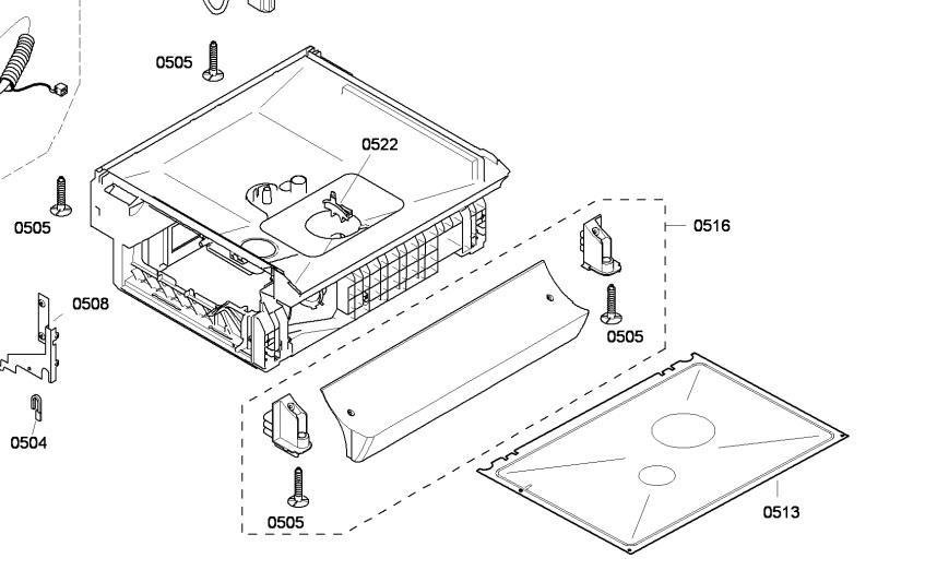 gibt es von bosch immer noch die geschirrsp ler mit. Black Bedroom Furniture Sets. Home Design Ideas