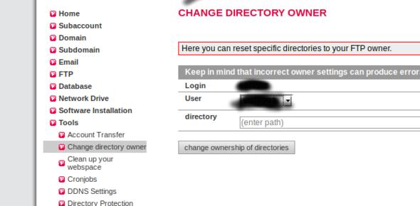 Kundenadminbereich - (Server, Programmierung, Forum)