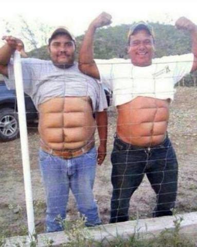 Sixpack - (Sport, Körper, Muskeln)