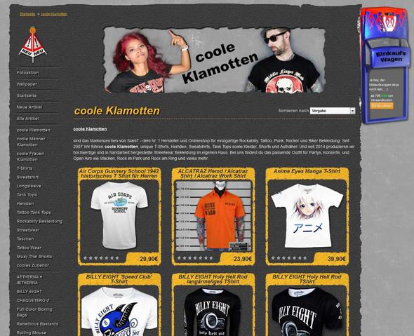 populärer Stil rationelle Konstruktion begehrte Auswahl an Wo kann man im Internet coole Klamotten bestellen und kaufen ...