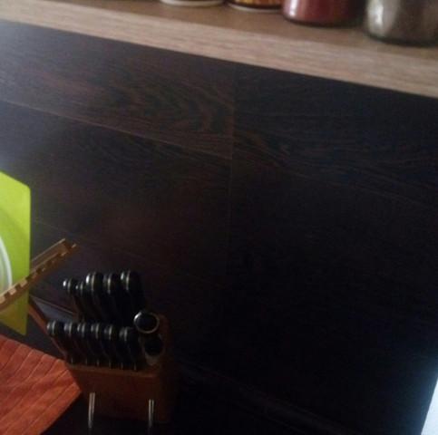 Küchenwand - (Umbau, Altbau, befestigen)