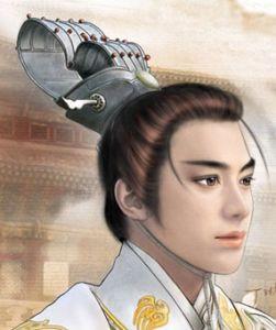 Haarmode China - (Frisur, chinesisch, Kopfbedeckung)