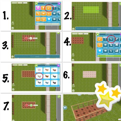 Schritt für Schritt - (Sims, Sims Freeplay, Freeplay)