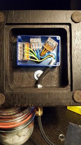 Verkabelung final - (Elektronik, Strom, Kabel)