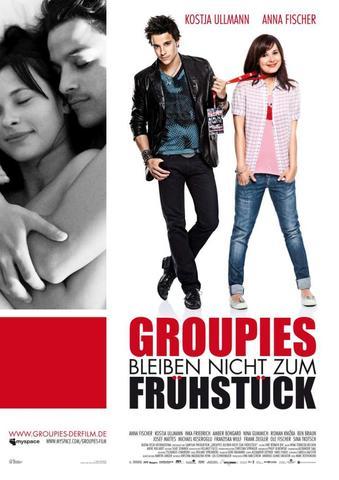 Groupies bleiben nicht zum Frühstück - (Liebe, Film, Teenager)
