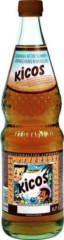 In einer Mehrwegpfandflasche - (Freizeit, Energy Drink, Guarana)