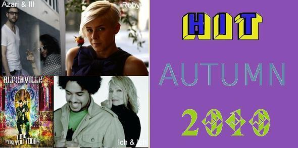 HIT Autumn 2010, letztes Jahr erstellt - (Grafik, Umfrage, Cover)