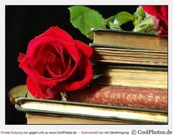Wissen ist Macht - (Buch, Literatur, lesen)
