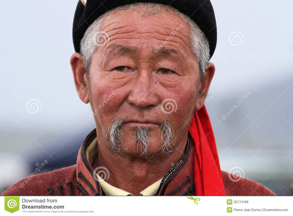 mongole - (Haare, Mongolei)