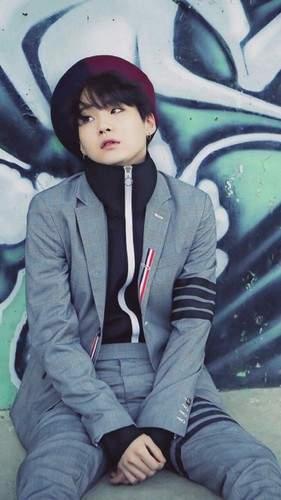 Wer ist Suga aka. Agust D? (K-Pop, Korea, BTS)