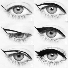 - (Augen, Make-Up, Schminke)