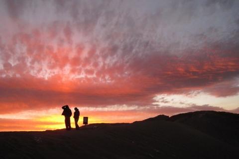 Valle de La Luna in Chile - (Reise, Südamerika, rucksackreise)