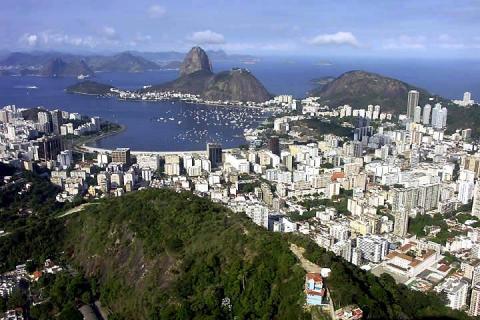 Rio de Janeiro in Brasilien - (Reise, Südamerika, rucksackreise)