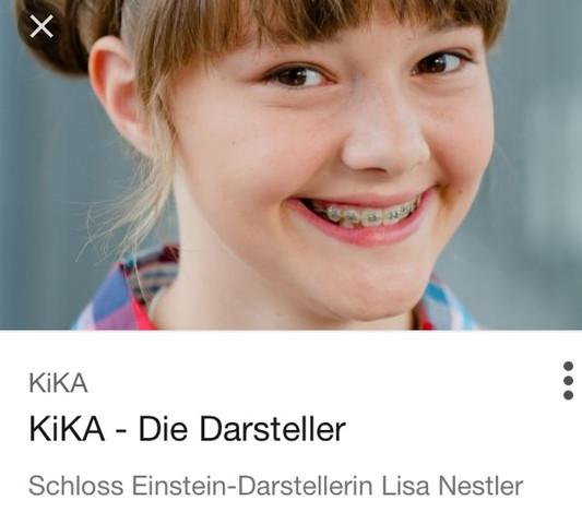 Dass habe ich zum Beispiel im Internet gefunden - (Schauspieler, Zahnspange, Casting)