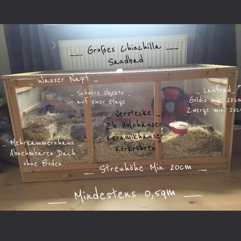 Daten für jeden Hamster Halter  - (Haustiere, Hamster, Käfig)