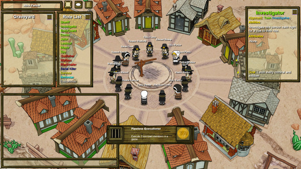 Town of Salem - (Spiele, Gaming, online)