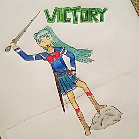 Beispiel - (Manga, zeichnen)
