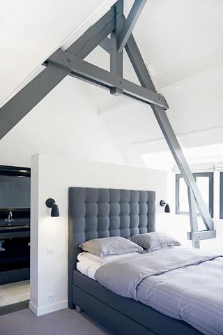 Unser Hotel - (Bett, Schlafzimmer)