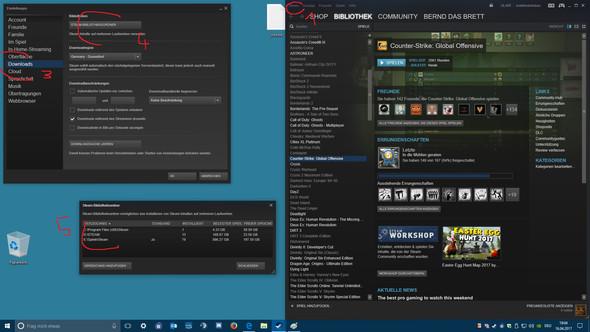 alle schritte - (Spiele, Games, Steam)
