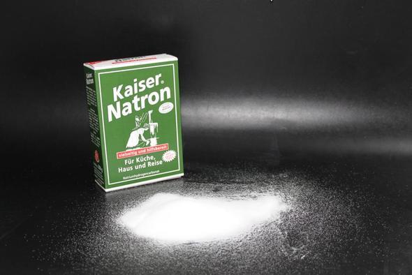 Schweiß Achselschweiß Schwitzen Natron - (Mundgeruch, Körperschweiß)
