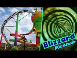 Blizzard - (Wasser, rutschen, Miramar)