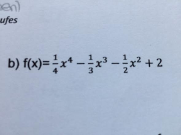 - (Mathe, Nullstellen, Ganzrationale Funktionen)