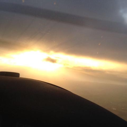 UL Flug , Januar 🤗 - (Flugzeug, fliegen)