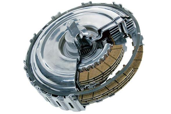 Kupplung DSG - (Technik, Auto, Kupplung)
