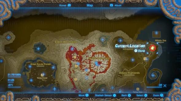 Location Akkala Institut - (Nintendo, Zelda, Switch)