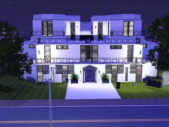 Mit Cheat PlaceFriezes Gebaut   (Sims 3, Sims, Sims3)