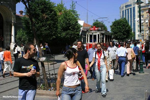 Istanbul - (Freunde, Eltern)