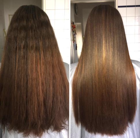 Haare glatten friseur kosten