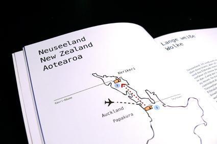 Erlebnisbericht Neuseeland (Goldhandbooks) - (Reise, Ratgeber, Austausch)