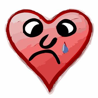 weinendes Herz - (Familie, Streit)