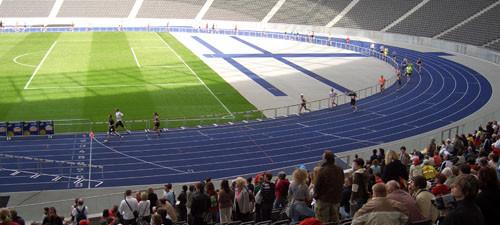 Stadion Berlin Eckfahne - (Gesundheit, Sport, Fitness)
