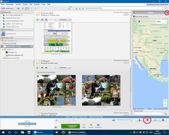 Picasa - (Computer, Bildbearbeitungsprogramm, Picasa)