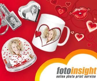 Fotogeschenke Zum Valentinstag   (Valentinstag)