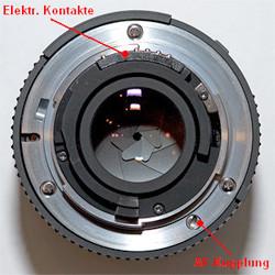 AF Kupplung 1,8/D - (Fotografie, fotografieren, Objektiv)